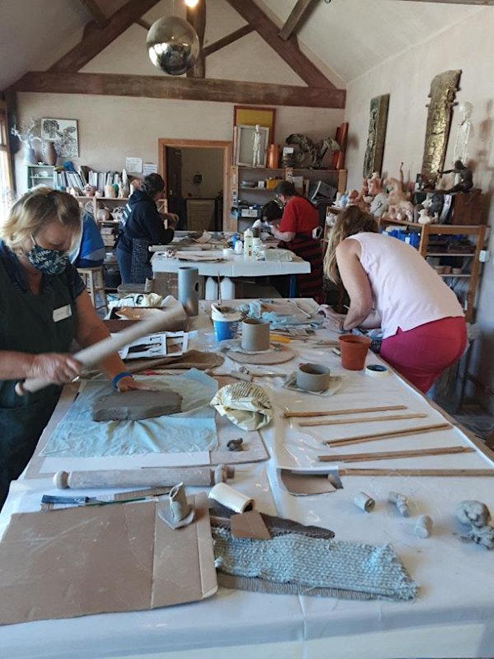 Christmas Ceramics Workshop image