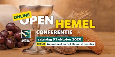 Open Hemel Eindtijdconferentie - oktober 2020 tickets