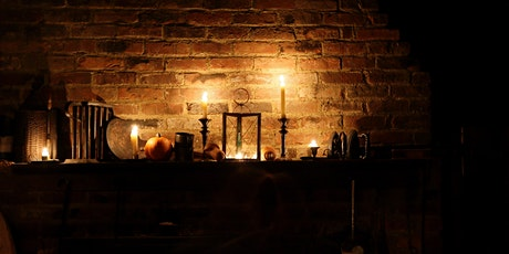 Halloween Hauntings Storytelling Tours tickets