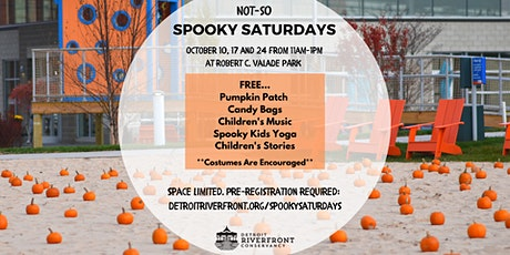 (Not-So) Spooky Saturdays