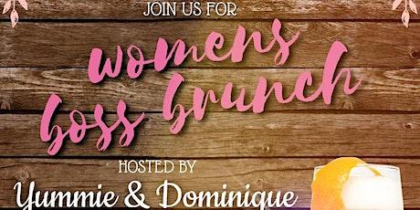 Womens Boss Brunch tickets