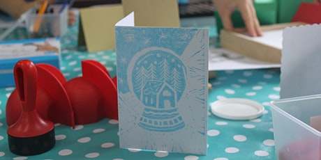 Lino Printing Workshop at Reclamation Rooms tickets