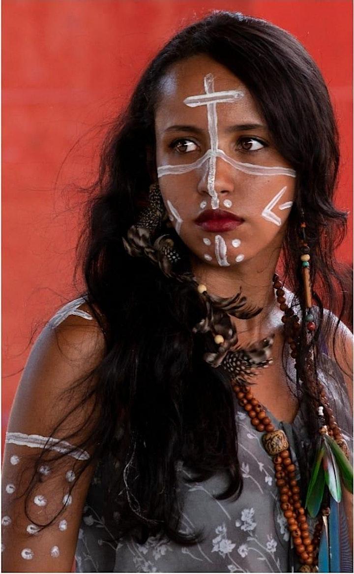 Memórias de Tracajá, uma serie de performance/talks com Moara Tupi Tapajowa image