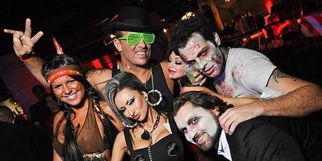 Halloween Rooftop Costume  Party tickets
