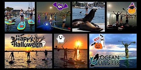 Halloween FULL MOON Paddleboard Adventure Tour! tickets
