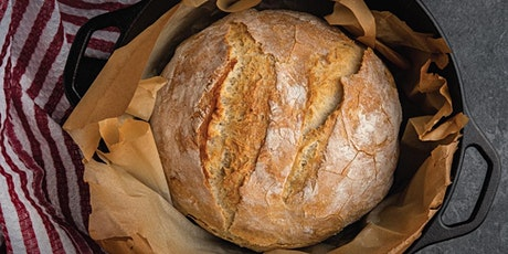 Olio Nuovo Virtual Cooking Series - DUTCH OVEN BREAD CLASS tickets