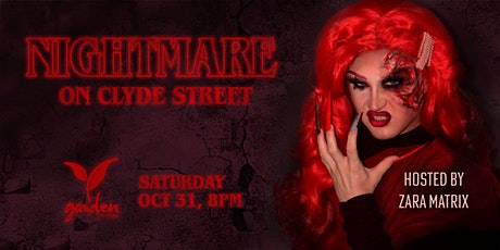 Nightmare on Clyde Street tickets