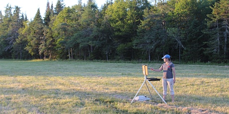 Watercolours Outside:  A panel discussion about plein air painting tickets