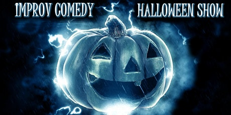 Halloween Improv Comedy at The Studio tickets