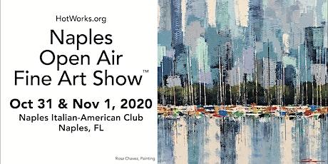 3rd Naples Open Air Fine Art Show - fall tickets
