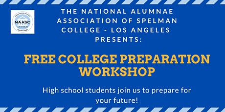 Free College Workshop tickets
