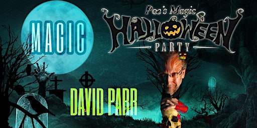 Halloween in The Sorcerer's Lair with David Parr