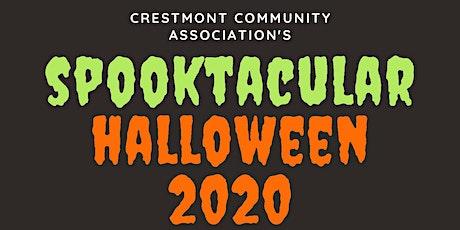 Crestmont's Spooktacular 2020 Halloween Parade tickets