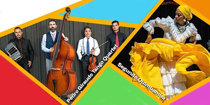 Música y Ritmos: Pedro Giraudo Tango Quartet image
