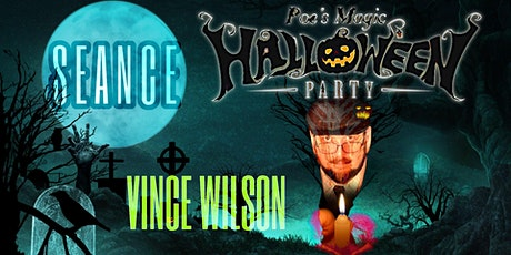 Jack the Ripper Halloween Séance with Vince Wilson tickets