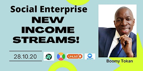 New Income Streams For Your Social Enterprise in 2020 tickets