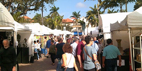 Sarasota Open Air Fine Art Show tickets