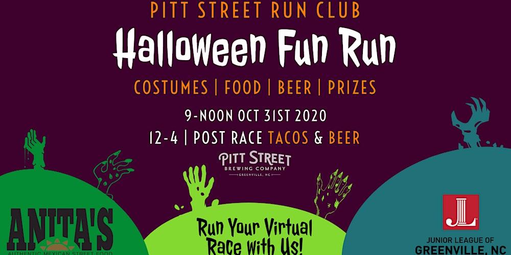 Greenville Nc Halloween 2020 Halloween Run & Fun Tickets, Sat, Oct 31, 2020 at 9:00 AM   Eventbrite
