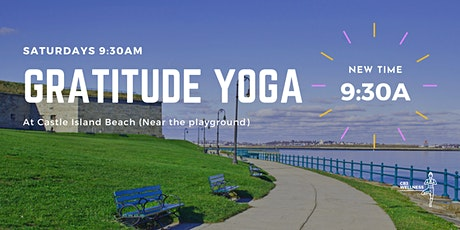 Gratitude Yoga At The Beach - Saturdays tickets