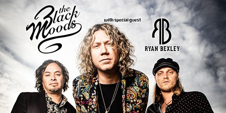 The Black Moods featuring Ryan Bexley tickets