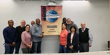 Free Speakers Toastmasters Club:  Public Speaking  & Leadership Development tickets