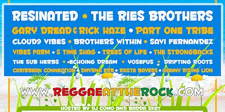 Reggae at the Rock tickets