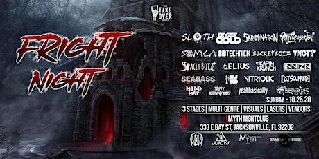 Fright Night at Myth Nightclub | Sunday, 10.25.20 tickets