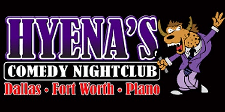 FREE TICKETS | FT WORTH HYENAS COMEDY CLUB 10/24 | STAND UP COMEDY SHOW tickets
