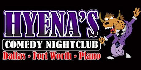 FREE TICKETS | FT WORTH HYENA'S COMEDY CLUB 10/24 | STAND UP COMEDY SHOW tickets