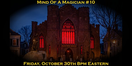 Mind Of A Magician #10: Evan Saves Halloween tickets