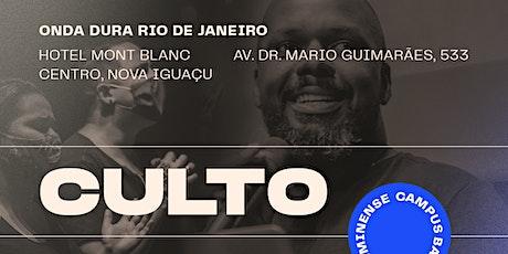 Culto da Onda Dura RJ - Campus Baixada Fluminense tickets