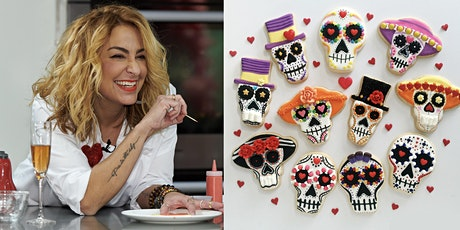 Dia de los Muertos Cookie  Decorating Workshop for Adults at Capitoline tickets