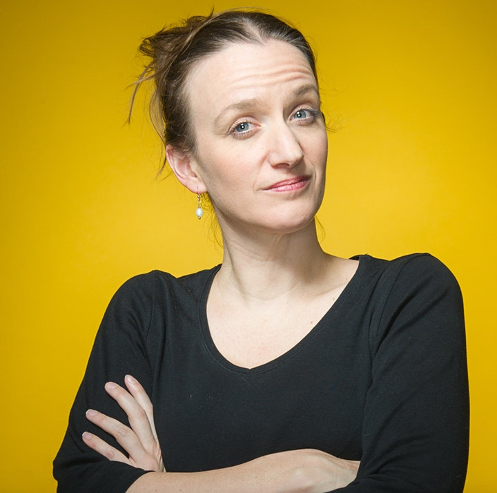 Online Stand-Up Comedy Writing with Kate Smurthwaite image