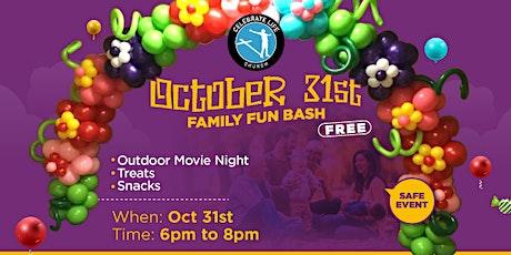 Celebrate Life Church's Family Fun Bash! tickets
