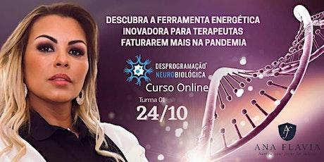 CURSO DESPROGRAMAÇÃO NEUROBIOLÓGICA bilhetes