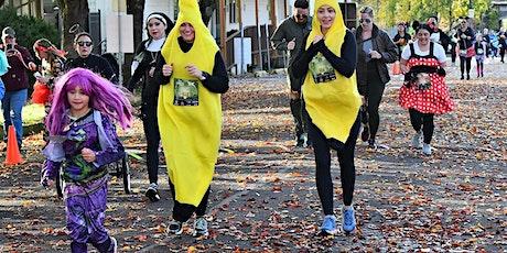 Halloween Hustle Half Marathon & 5k tickets