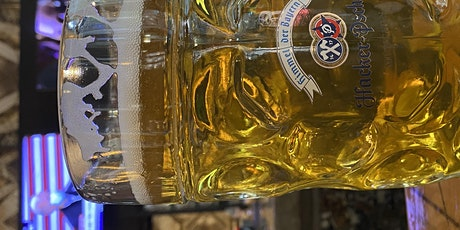 October German beer festival tickets