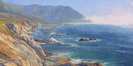 Landscape Painting Demo on Zoom tickets