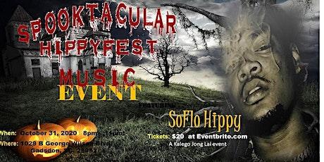 Spooktackular Hippyfest Music Event tickets