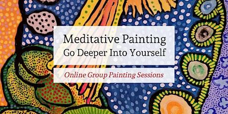 Meditative Painting Online tickets