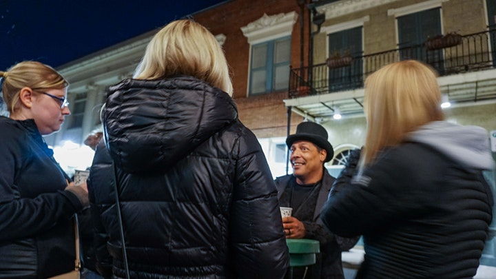 The Haunted Crawl - New Orleans Creepiest  Haunted Tour image