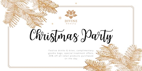 Divine Beauty Christmas Party! tickets