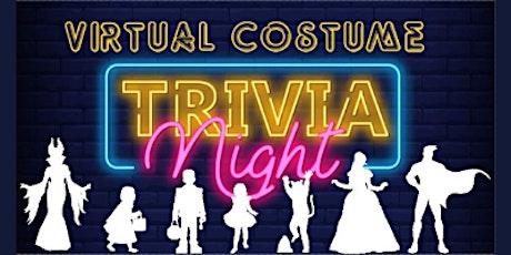 Virtual Costume Trivia Night tickets