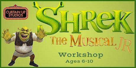 Shrek JR Workshop in Glen Rock tickets
