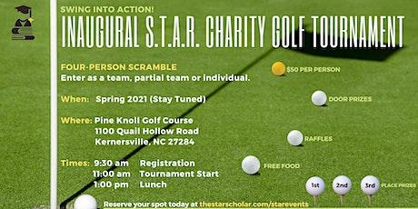 Inaugural S.T.A.R. Charity Golf Tournament tickets