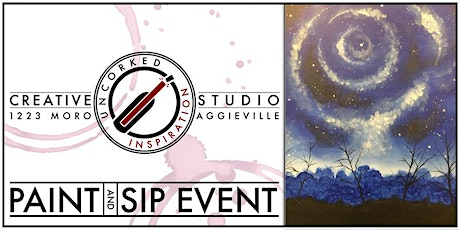 Paint & Sip | Milky Way tickets