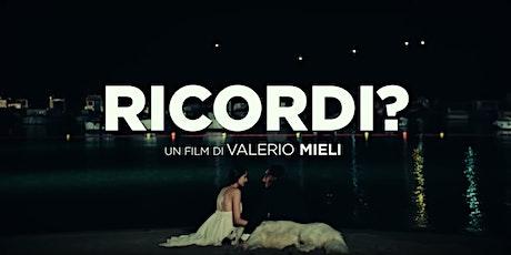 """""""Ricordi?"""" - Al Cinema! Edición El Cairo - Rosario boletos"""