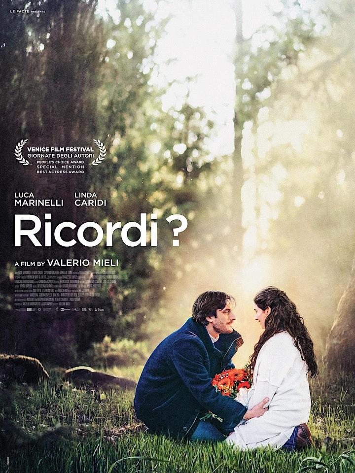 """Imagen de """"Ricordi?"""" - Al Cinema! Edición El Cairo - Rosario"""