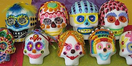Celebrate Dia de los Muertos with Sacramento Children's Museum tickets