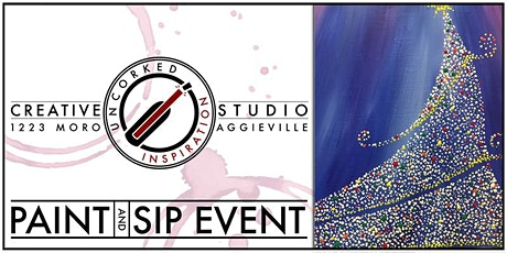 Paint & Sip | Christmas Tree tickets